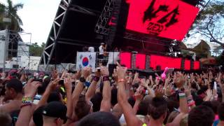 Zedd- Dont Slam The Door Remix @ Ultra Music Festival 2013 HD WK 2