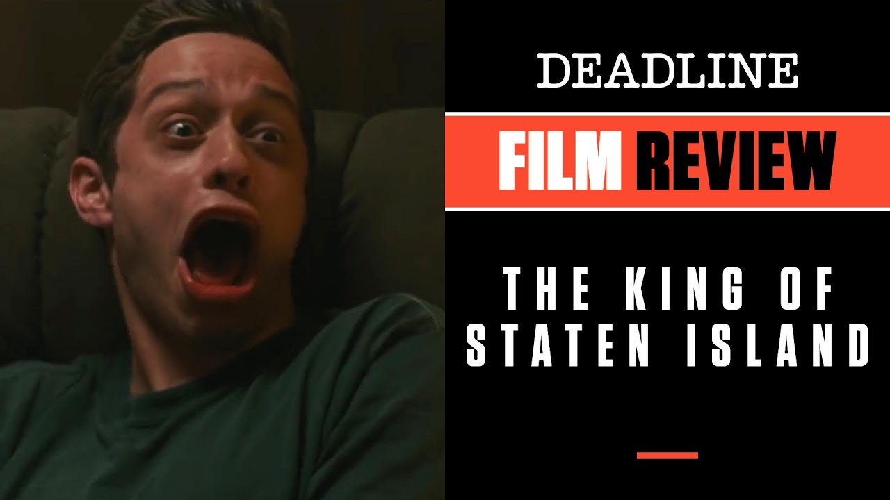 Review: Pete Davidson steps up in 'King of Staten Island'