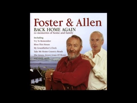 Foster And Allen - Back Home Again CD