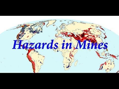 Hazards In Mines Report