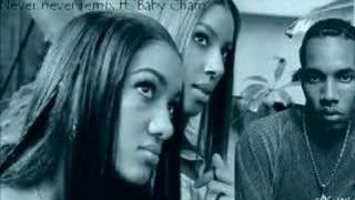 Never never remix by Brick&Lace ft. Baby Cham