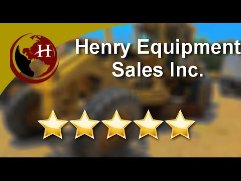Henry Equipment Sales Inc. Williamsburg          Excellent           5 Star Review By George N.