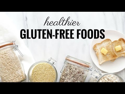 8 Gluten-Free Foods + Benefits For Healthy Eating | Healthy Grocery Girl