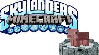 MAGIC (Element)!   Skylanders in Minecraft (1.8 Snapshot)