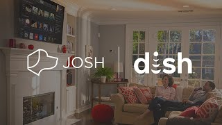 Josh.ai + Dish Smart Home Control