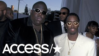 Diddy Reveals He Never Really Dealt With Biggie's Murder | Access