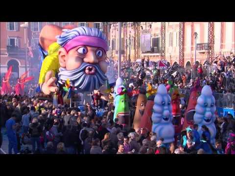 Best Of Carnaval De Nice 2017