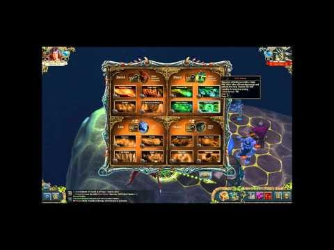 King's Bounty: The Legend - Spoiler Alert - Final Battle (hard difficulty) in 7 rounds |