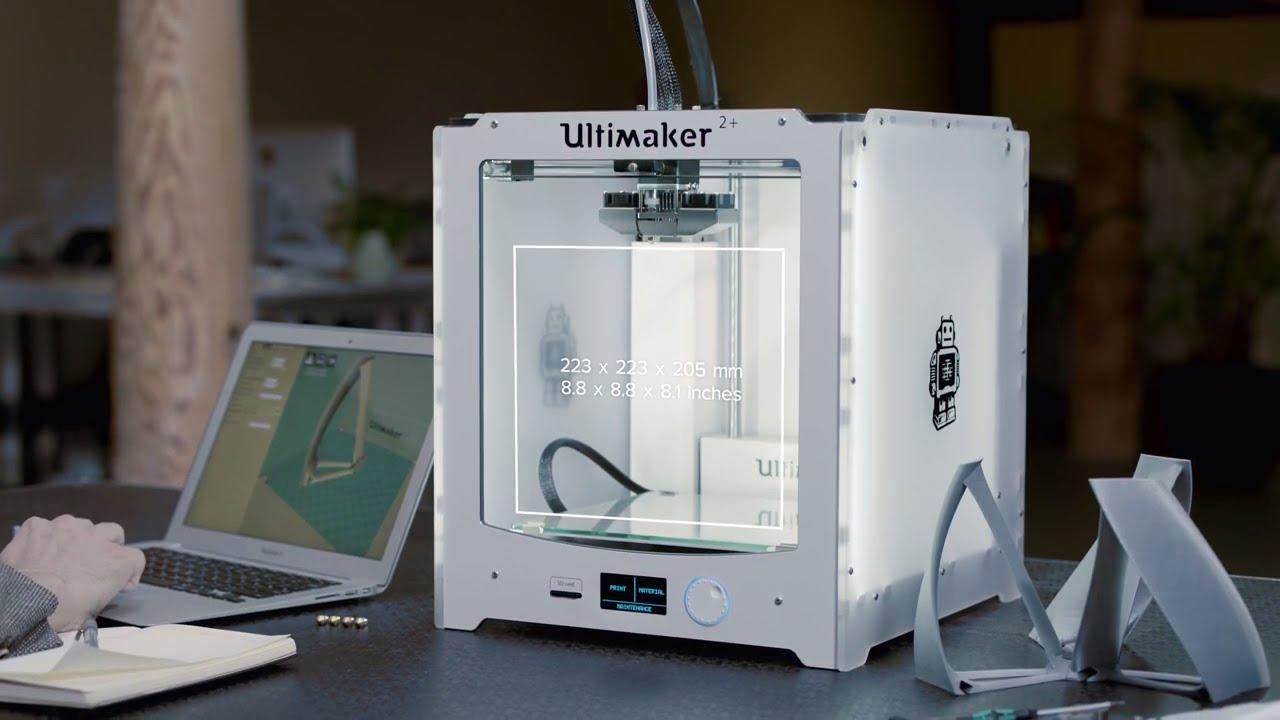 Image result for 3d printer ultimaker 2 yoda