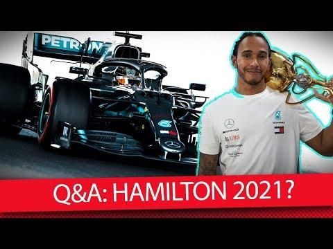 Verlässt Lewis Hamilton Mercedes 2021? - Formel 1 2019 (Q&A)