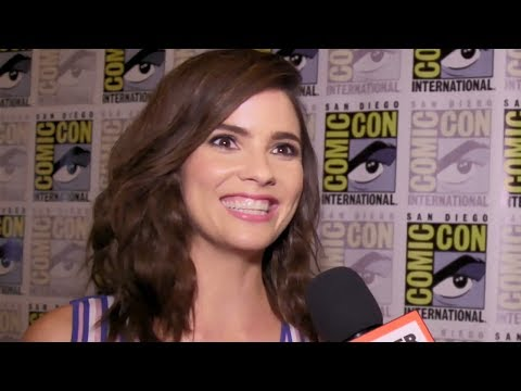 Thumbnail: Shelley Hennig Teases Malia & Lydia Scenes Teen Wolf Season 6B at Comic Con 2017