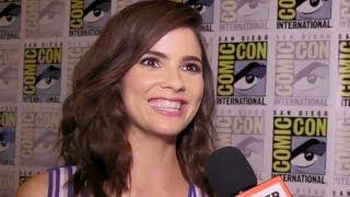 Shelley Hennig Teases Malia & Lydia Scenes Teen Wolf Season 6B at Comic Con 2017