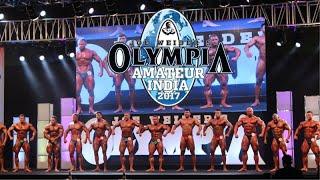 Olympia Amateur India 2017 | BodyBuilding Competition | Mumbai | KOKA VLOGS | 2017