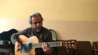 РОЖДЕСТВО -МОЛОДОСТЬ- guitar Cover Garri Pat видео