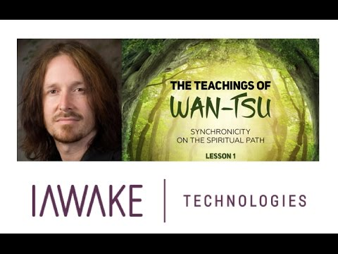 Leigh Spusta Discusses Creating The Teachings of Wan-Tsu - iAwake 2016-12-07