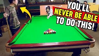 Skill or Luck? Tricks That Are Really Impossible to Repeat