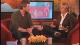Ellen talks to McSteamy