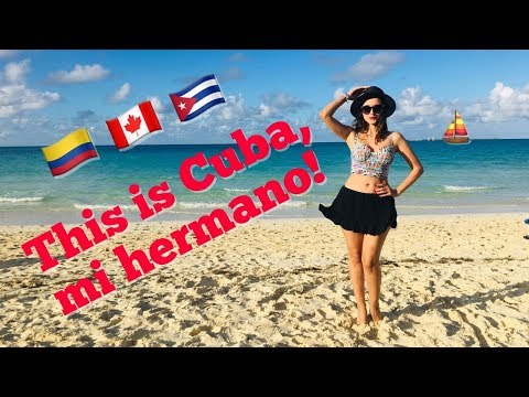 How To Escape The Canadian Winter --- CUBA!!!