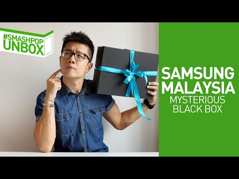 Something SWEET from Samsung Malaysia! #smashpopUnbox