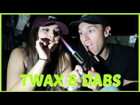 CLOSET HOTBOX W/ PERSONALIZED TWAX JOINT !!!