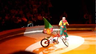 Russian Circus - Clown in Izhevsk, Republic of Udmurtia