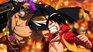 ONE PIECE FILM Z opening song 「 ZEAL 」