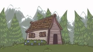SKYRIM FAIL (пародия на Elder Scrolls V: Skyrim , rus dub)