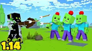 1 SCHUSS sind 3 TREFFER (Neue Verzauberung)?! - Minecraft [Deutsch/HD]