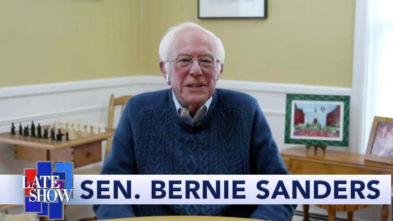 Sen. Bernie Sanders Wants Voters To Be Protected In November