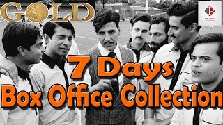 Gold 7th day box office collection