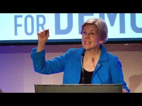 Elizabeth Warren vs. Donald Trump