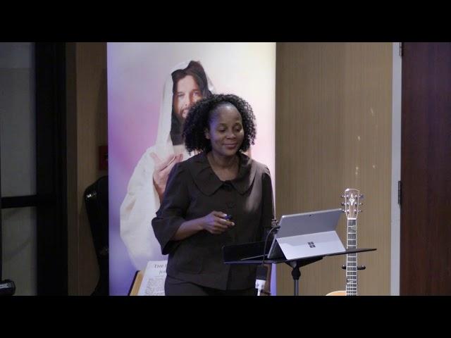 3AC Evangelism Jackie Barnes - Peace on Earth