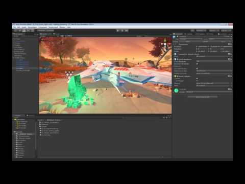 Under the hood of Unity's lighting & rendering features