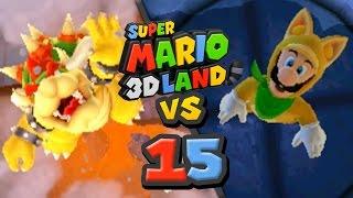 Let's Race: Super Mario 3D Land - Episode 15: The Final Showdown!