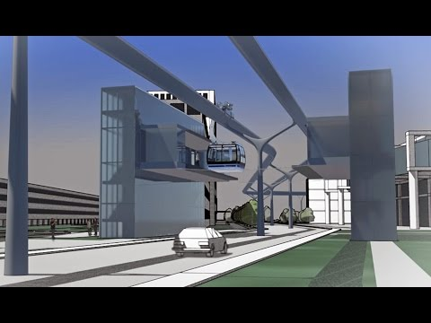 Die Wälderbahn der Zukunft - Doppelmayr City Cable Car