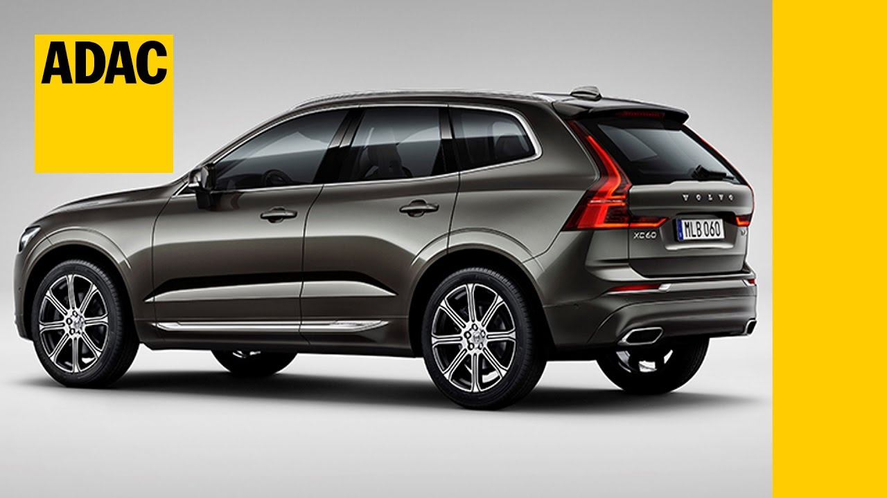 suv premiere volvo xc60 im motorwelt check adac 2017. Black Bedroom Furniture Sets. Home Design Ideas