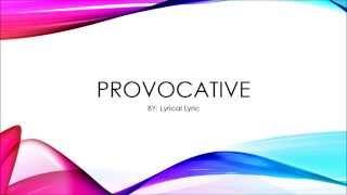 Provocative - Brit Smith Lyrics Mp3