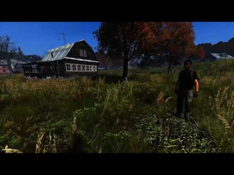 DayZ 0.60 - Flying Hacker ...