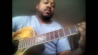"India Arie- ""Beautiful Surprise"" (acoustic guitar cover)"