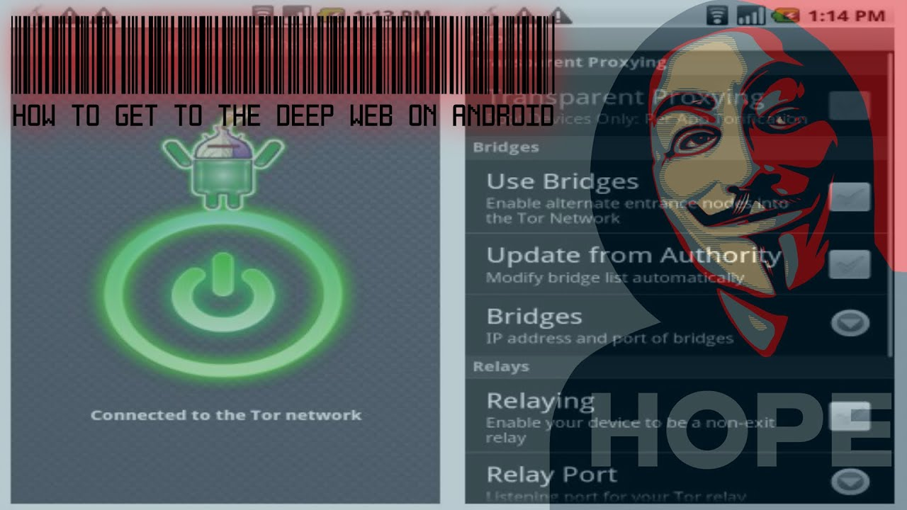 How To Get To The Deep Web On Android