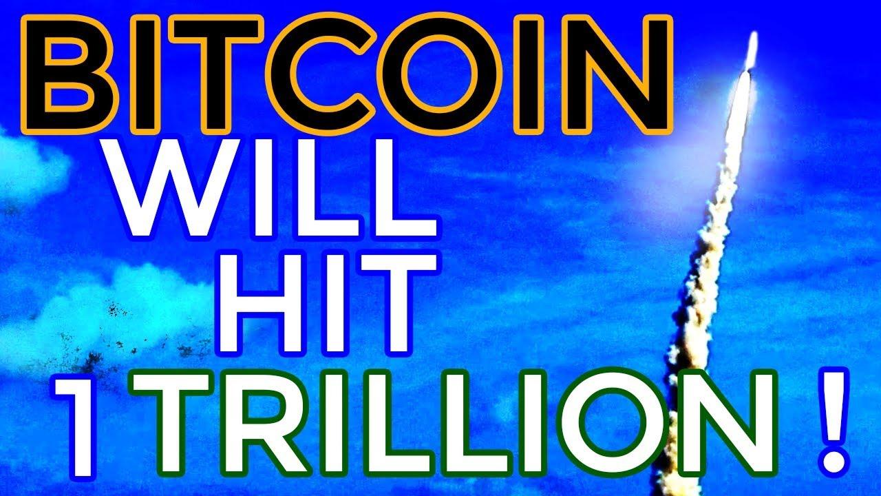 Why Bitcoin/Crypto Will Hit 1 Trillion!