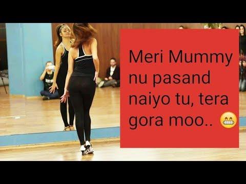 Meri mummy nu pasand nahi hai tu | Punjabi dance song | Girl punjabi dance