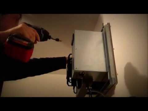 climatiseur cave vin winemaster fondis youtube. Black Bedroom Furniture Sets. Home Design Ideas