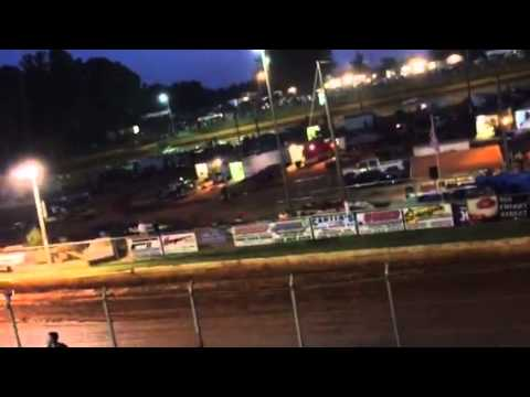 Jessica racing Rookie 4 Toccoa Speedway Sept. 6th 2015