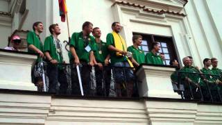 2011 FIBA U19 World Champions in Kaunas, Lithuania (HD full version) 2 dalis
