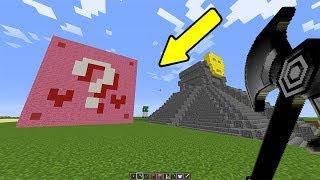 Devasa Şans BloĞu !! Minecraft Luck Wars  Inca Vs Snake  W/sinan Koçali