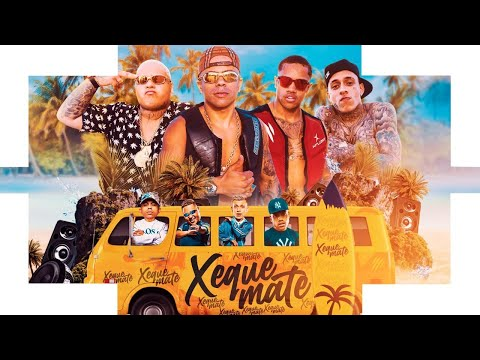 Mc Neguinho Do Caxeta - Xeque Mate Feat Mc Ryan Sp, Mc Pedrinho, Mc Davi Gr6 Dj Jorgin E Dj Boy
