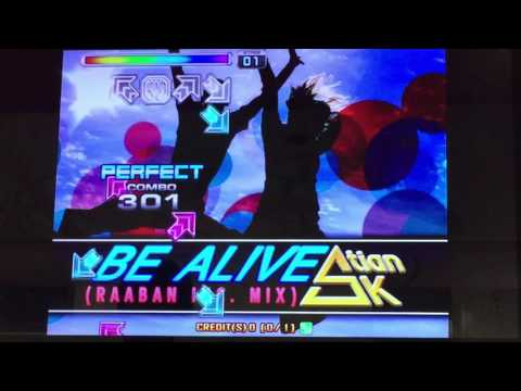 Pump it up PRIME 2015 JE - Be alive (Raaban Inc. MIX)  S15 (Stian K)