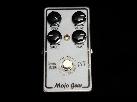 Mojo Gear Mojo Fuzz Deluxe BC108 demo