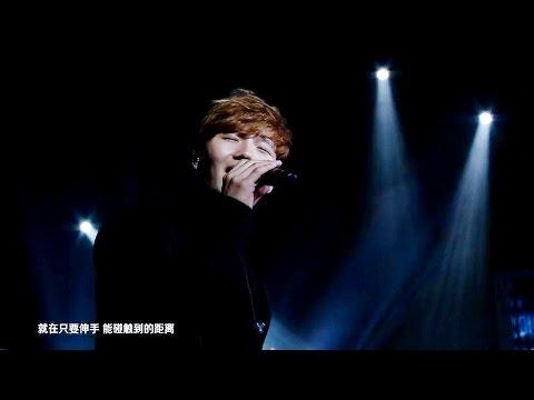 One Man - Kim Jong Kook solo concert in Beijing (20150214)